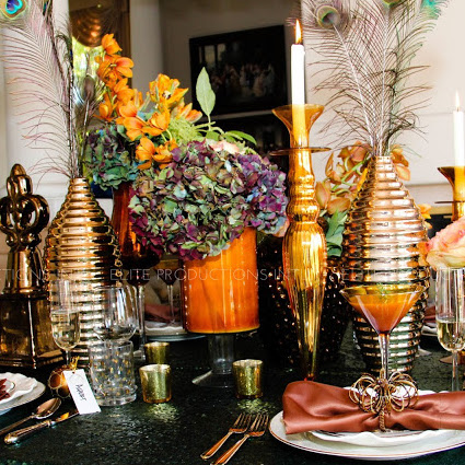 Décor Inspiration for your Thanksgiving Table