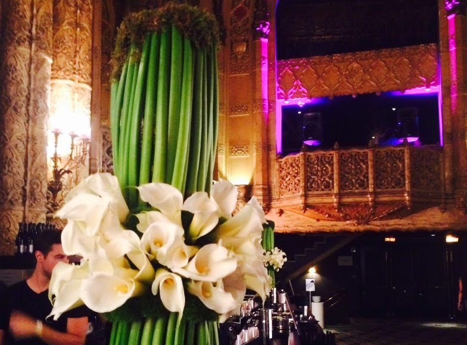 EPI Creates Floral Art For The Sexy Beast Gala and Art Auction